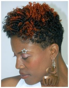 cute styles for short natural hair | Short Hair Cuts Natural Black Hair cute hairstyles for natural hair ...