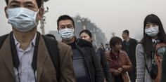 Smog brings worse pollution ever to China - Business Insider