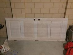 Brand new solid timer door lightly stained white. | Building Materials | Gumtree Australia Cockburn Area - Munster | 1112767152