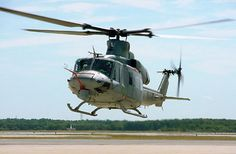 UH-1Y Huey Multipurpose Helicopter - Airforce Technology