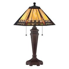 Have to have it. Quoizel Arden TF1135T Table Lamp - $197.99 @hayneedle