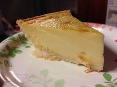 Let's talk about custard pie | The Cat Dish