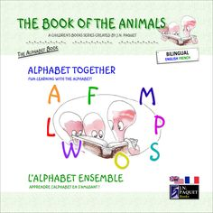 "The animals return with yet another fun-learning book, ""The Book of The Animals - Alphabet Together"" for young children to learn their alphabet with their favourite friends! This year, more than ever, parents want to buy decent gifts for their little ones rather than something which is going to give them 15 minutes entertainment on Christmas Day and never gets played with or looked at again. Parents want something to capture their children's imagination instead."
