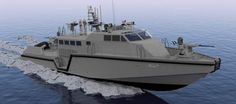 The 85-foot-long Mark VI patrol boat is intended to expand the operating area of Navy patrol craft farther off shore, supplanting and replacing existing craft such as the 68-foot Mark IV and 34-foot Sea Ark patrol boats. The $30.5 million SAFE Boat contract award is for five new patrol boats, with an option for a sixth — which, if exercised, would add another $6 million to the contract's value.