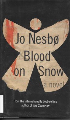 "A stand-alone novel about a ""fixer"" in Oslo, Norway. And, yes, ""fixing"" means targeting killing upon demand. (Who knew that ""snow sucked up the blood as it fell, drawing it in under the surface, hiding it, as if it had some sort of use for it."" Shiver!)"