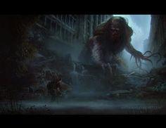 The Dark World by AnthonyDevine