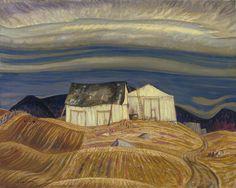 A.Y. Jackson, A Quebec Farm, c. 1930