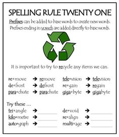 Printables Spelling Rules Worksheets spelling and rules on pinterest rule 21