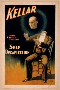 Kellar poster. #poster #magic