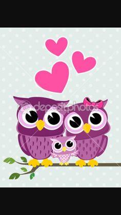 47 Mejores Imágenes De Búhos Animados Birds Owl Art Y Drawings
