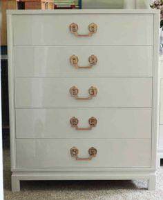 Kimble Dresser Vintage White 52