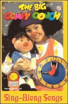 The big comfy couch! #90's #Cartoons #Memories