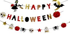 Party Ark's 'Something Wicked Halloween Garland'