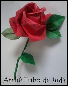 Origami - Rosa Kawazaki