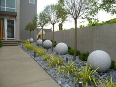 Contemporary Residential Design - contemporary - landscape - Love this idea for the backyard!
