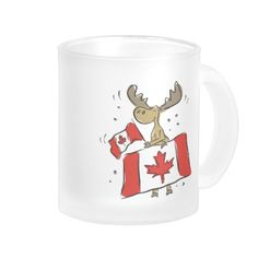 Moose Shirts and Gifts 86 Coffee Mugs I Am Canadian, Canadian Food, Glass Fusion Ideas, Discover Canada, Birthday Coffee, Moose Mug, Happy Canada Day, Canada Eh, Food Humor