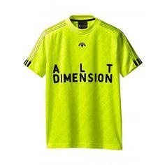 414eba490 Shop Adidas Originals by Alexander Wang Alt Dimensions soccer jersey