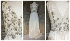 Jenny Packham 'Rosemarie' £1995 #jennypackham #rosemarie #sampleweddingdress #designerweddingdressagency #bridetobe #weddinginspo