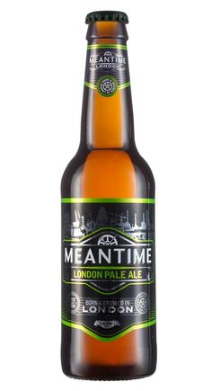 Meantime London Pale Ale, 4.3% ABV (Meantime Brewery, UK) [Micromalta]