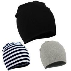 Dream/_mimi Children Fashion Outdoor Panda Shape Printed Hair Ball Knitted Cap