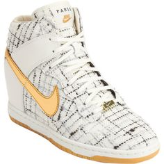 new style 646e9 d3557 Nike Dunk Sky Hi Paris at Barneys.com I really want these! but they