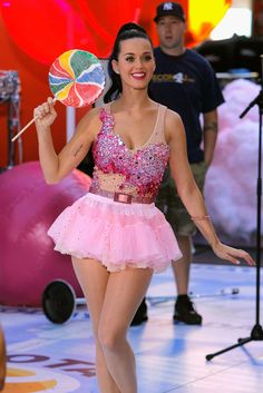 Katy in Candyland