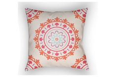 Pink Home Accents Pillow by Ashley Furniture