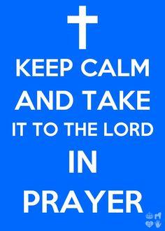 .In Prayers
