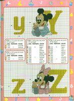 Gallery.ru / Фото #17 - punto de cruz Disney 7 - anfisa1