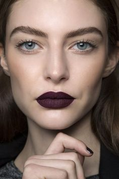 Simple Make Up | Pinterest: Laura Noet