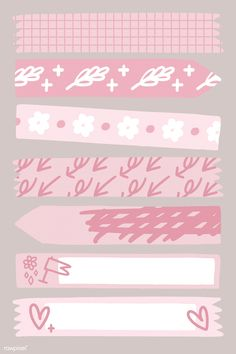 Major Tips For Boosting Your Website Design Journal Stickers, Planner Stickers, Printable Stickers, Cute Stickers, Bts Sticker, Note Doodles, Frame Template, Aesthetic Stickers, Note Paper