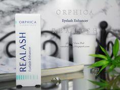 Orphica кондиционер для роста ресниц Realash Eyelash Enhancer