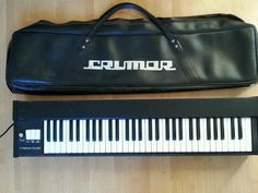 CRUMAR Compac Electric Piano 70's vintage keyboard Fender Rhodes style OFFERS. ! | #1774781595