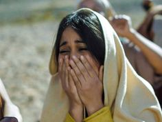 """...a woman of Canaan...cried out to him, ...""Have mercy on me, O Lord...my daughter is vexed with a devil""....Jesus replied,""I was only sent to the lost sheep of Israel."" The woman knelt before him. ""Lord, help me.""  He replied, ""It is not right to take the children's bread and toss it to the dogs."" ""Yes it is, Lord, ""Even the dogs eat the crumbs that fall from their master's table."" Jesus replied, ""Woman, you have great faith! Your request is granted."" Matthew 15:22,24-28"