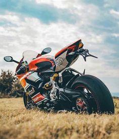 #Motorcycle #MotorcycleHelmet #Ducati1299 #YamahaYZFR1 EICMA, Ducati 1199, Ducati, Sport bike - Follow @extremegentleman for more pics like this!