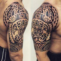 #Tiki #tatau #tattoo #tatuagem #tattoomaori #tongatattoo #tattoopolynesian #samoatattoo #samoa #tonga #kirituhi #pakeha…