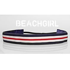 Simple Sailor ~  Non Slip Adjustable Headband