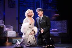 Review: 'On the Twentieth Century,' With Kristin Chenoweth, Opens on Broadway - NYTimes.com