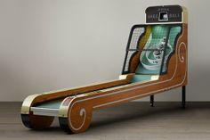 Classic Skee Ball Machine