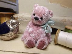 Bubbles by Barney Bears Originals, by Cheryl Rogers