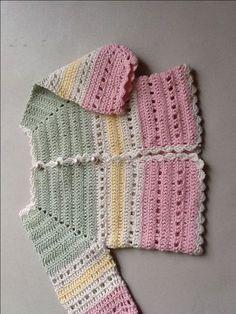 Baby Knit Dress Baby and childiren dress knit at 9 … Baby-Strickkleid Baby- und Kinderkleid im Alter von 9 … Baby Girl Crochet Blanket, Knit Baby Dress, Easy Crochet Blanket, Crochet Girls, Crochet Blanket Patterns, Cardigan Au Crochet, Cardigan Bebe, Crochet Baby Sweaters, Crochet Baby Clothes