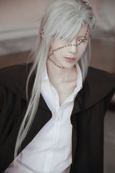 Check out these Best Anime Cosplay costume at this Expo. Cosplay Anime, Lolita Cosplay, Epic Cosplay, Male Cosplay, Cosplay Makeup, Amazing Cosplay, Cosplay Outfits, Cosplay Girls, Naruto Cosplay