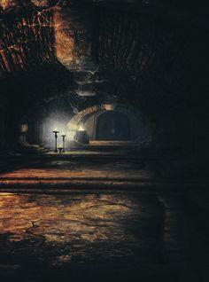 Skyrim | Nordic ruins