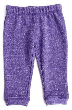 Peek 'Logan' French Terry Pants (Baby Girls) available at #Nordstrom