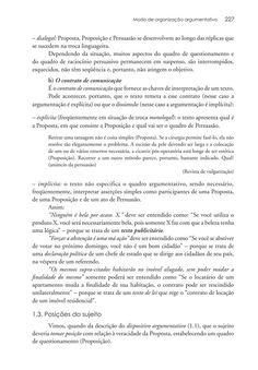 Página 227  Pressione a tecla A para ler o texto da página