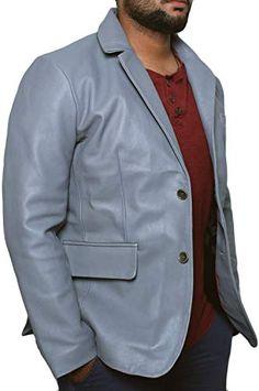 Amazing offer on Laverapelle Men's Genuine Lambskin Leather Jacket (Black, Officer Jacket) - 1501830 online - Topfashionbestsellers Lambskin Leather Jacket, Leather Blazer, Faux Leather Jackets, Leather Men, Real Leather, Men's Coats And Jackets, Jacket Buttons, Blazer Jacket, Jacket Men