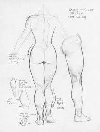 female body drawing reference ile ilgili görsel sonucu
