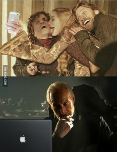 Tywin is not amused
