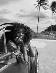 Anais Mali by Benny Horne for Vogue Spain April 2016 • Minimal . / Visual .
