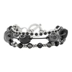 Edge of Darkness Bracelet | Fusion Beads Inspiration Gallery